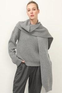 storets Emily Muffler And Sweater Set