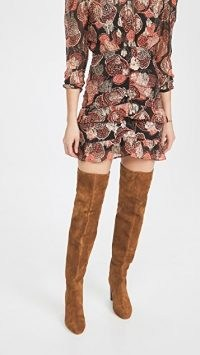 Loeffler Randall Gianna Boots | thigh high