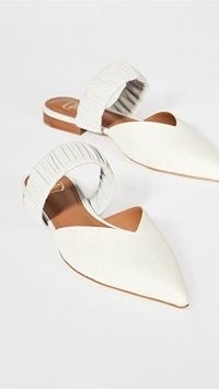 Malone Souliers Matilda Flats / pointed toe flat shoes