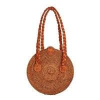 Betsy & Floss Nusa Round Basket Bag | circular bags