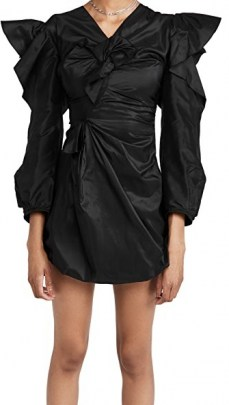 TRE by Natalie Ratabesi The Charlotte Dress | LBD | ruffled party dresses
