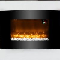 Warmlite Wall Mounted Electric Fire by Warmlite