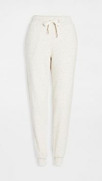 Z Supply Ambre Speckled Pants ~ speckle joggers
