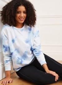 Baukjen Cari Recycled Sweatshirt / tie dye sweatshirts / comfy lounge tops / comfort clothing