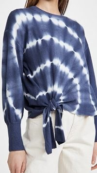 Cinq a Sept Tie Dye Clerisa Pullover