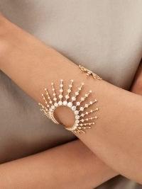 FERNANDO JORGE Clarity diamond & 18kt gold bracelet ~ fine statement jewellery