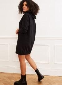 Baukjen Dakota Organic Dress / hooded sweat dresses / comfort dressing