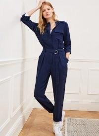 Baukjen Emory Lyocell Jumpsuit / soft fabric jumpsuits / style and comfort