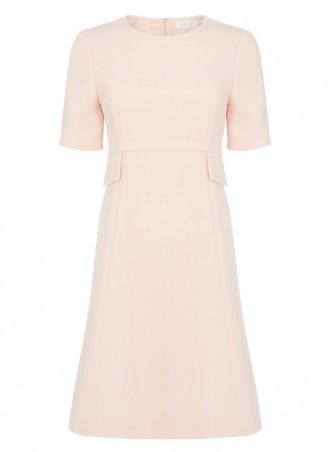 Goat GERANIUM SHIFT DRESS APRICOT PINK ~ vintage style dresses