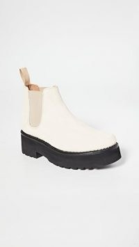 Grenson Naomi Booties ~ thick sole boots
