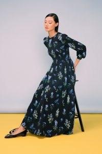 goat LIBERTY MEADOW MAXI DRESS ~ floral dresses