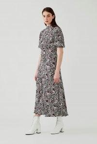 GHOST LUELLA DRESS Folk Scatter Ditsy