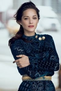 French beauty Marion Cotillard