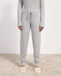 Jigsaw SOFT KNIT LUXE TRACKPANT | knitted loungewear | lounge pants