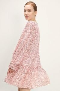 storets Rachel Floral Tiered Dress / loose fit spring dresses