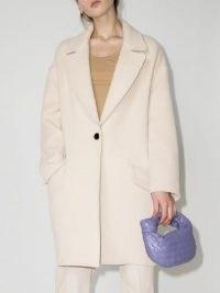 Isabel Marant Fego Oversized Coat ~ cool designer coats