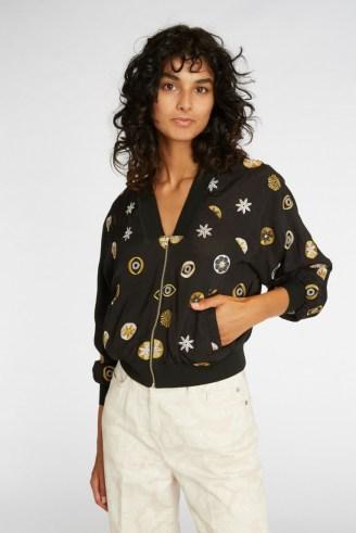 gorman MEDALLION BOMBER JACKET – casual jackets - flipped