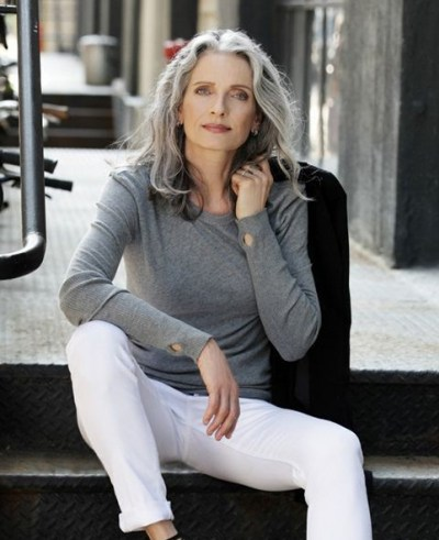 Age is just a number / women with effortless style