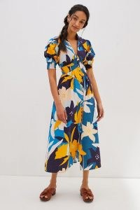 Conditions Apply Ronika Maxi Dress / bold flower prints / floral summer dresses