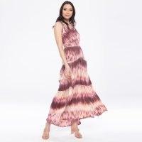 Angelika Jozefczyk Batik Dress Rossa / sleeveless maxi dresses