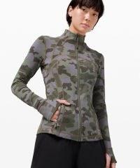lululemon Define Jacket Luon in Heritage 365 Camo Dusky Lavender Multi ~ lightweight technical on the move jackets ~ sportswear