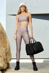 ALO YOGA 7/8 HIGH-WAIST AIRLIFT LEGGING Lavender Dusk ~ lilac sculpting sports leggings