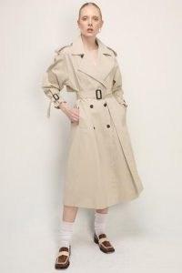storets Annie Maxi Trench Coat | classic coats