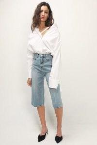 storets Dahlia Bermuda Jeans   denim shorts
