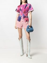 Isabel Marant Soyona tie-dye T-shirt