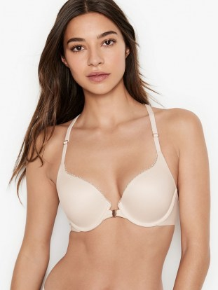 BODY BY VICTORIA Lace Back Push-up Perfect Shape Bra – Victoria's secret lingerie – underwire padded bras