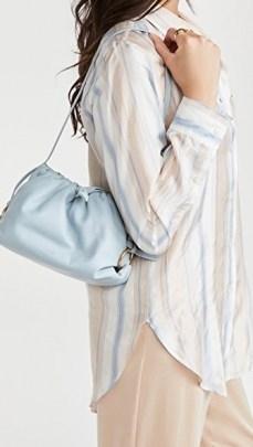 S.Joon Baby Bao Bag Sky Blue - flipped