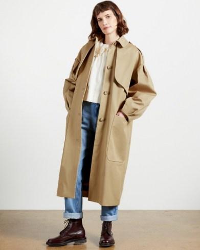 TED BAKER SESKII Trench coat ~ modern classic coats