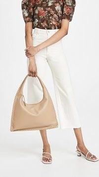 Vasic Wells Bag / neutral leather handbags