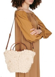Valentino Garavani Rose small tote bag – floral bags