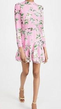 Yumi Kim Night Fever Dress ~ pink floral dresses