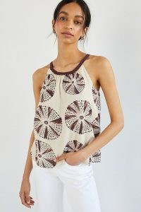 Forever That Girl Tie-Dye Cami | cotton summer camisole