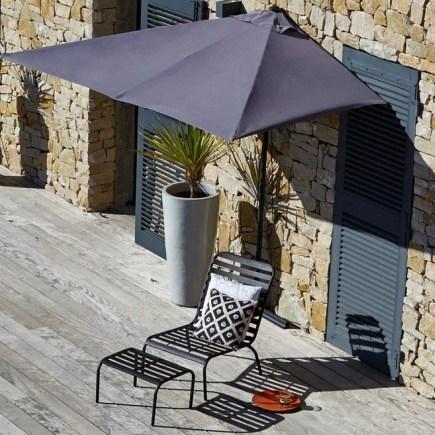 LA REDOUTE INTERIEURS Afer Balcony / Patio Parasol - flipped