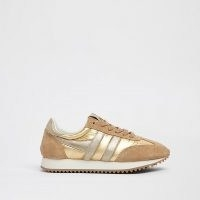 Gola gold metallic runner trainers ~ sports luxe trainer
