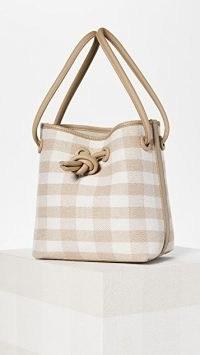 Vasic Bond Mini Bag Beige Gingnam