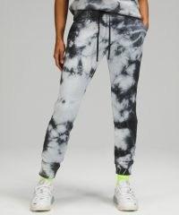 lululemon Warm Down Jogger ~ dyed cuff leg joggers
