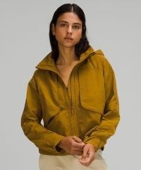 lululemon Always Effortless Jacket ~ women's water repellent jackets