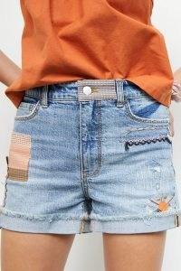 Pilcro Denim Shorts | womens clothing at Anthropologie