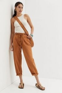 Pilcro The Breaker Relaxed Jeans Copper