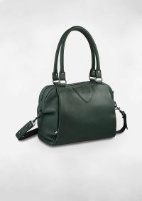 Tony Bianco Force Of Being Green Cross Body Bag