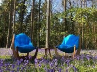 Kangaroo Relax Chair Set ~ contemporary garden table and chairs ~ modern style outdoor seating ~ furniture