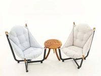 Koala Relax Chair Set ~ stylish garden table and chairs ~ outdoor furniture sets
