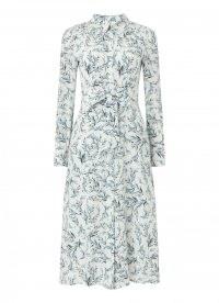 jane atelier MICHAELA SHIRT DRESS   vintage style tie waist dresses   womens retro fashion