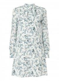 jane atelier MILLICENT TUNIC DRESS   womens retro dresses   women's vintage style fashion   silk crepe de chine clothing