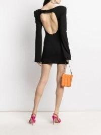 The Attico cut-out detail mini dress | LBD | glamorous party dresses