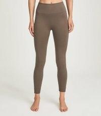 REISS ALPHA HIGH STRETCH PANELLED SPORTS LEGGINGS ~ womens yoga pants ~ sportswear ~ women's loungewear ~ lounge fashion